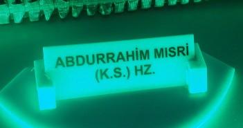 Abdurrahim Mısri 1