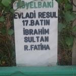 Seyyid İbrahim Sultan 1