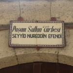 Paşam Sultan - Seyid Nureddin